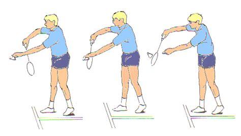 Raket Dan Kok seputar badminton teknik teknik bulutangkis