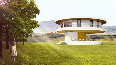 primera casa domotica giratoria en espana casas ecologicas