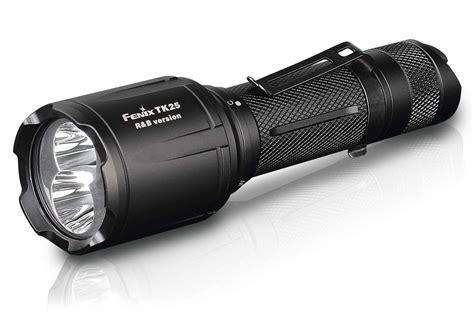 blue light led flashlight fenix tk25 r b blue light flashlight fenix lighting