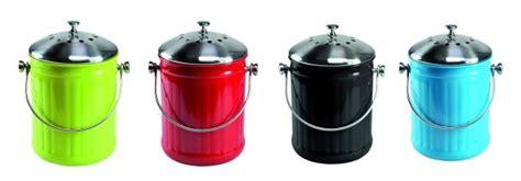 poubelle compost pour cuisine poubelle de table 224 compost pour la cuisine pratique et