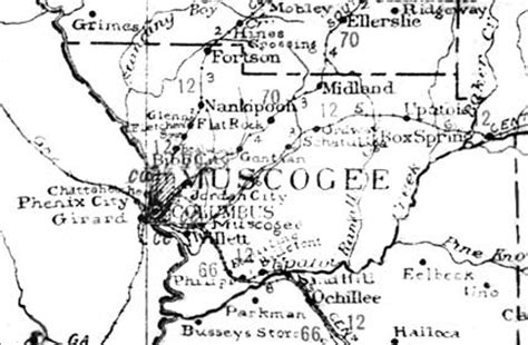 Muscogee County Records Georgiainfo