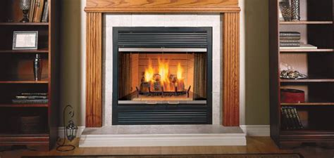 How To Turn On A Majestic Gas Fireplace by Sovereign Wood Burning Fireplace By Majestic Products