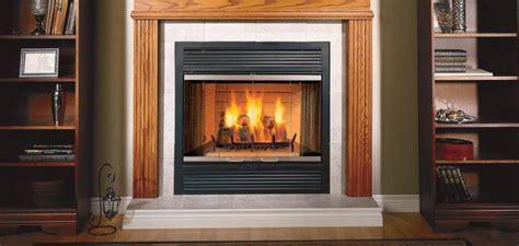 sovereign wood burning fireplace