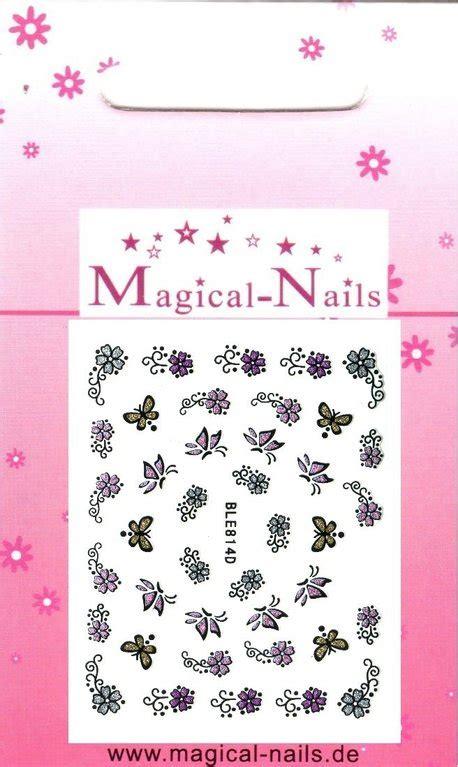 Nail Sticker Zum Drucken by Nagel Aufkleber Nail Sticker Selbstklebend Silber Gold