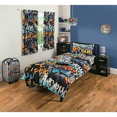 graffiti bedding graffiti bedroom design decoration