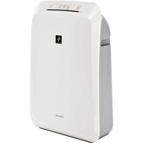 buy sharp fpf50uw plasmacluster ion air purifier with true hepa filter ebay