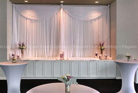 draped walls emily devin s hotel arista wedding elegant event