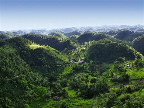 Blue Mountain Jamaican cool places in the caribbean blue mountains jamaica blue mountains caribbean vacations guide