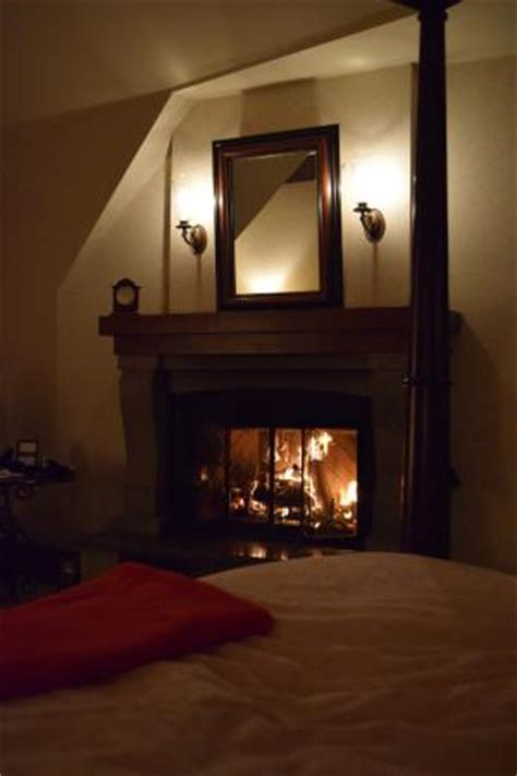 hotel with fireplace in room in room fireplace so picture of hotel quintessence mont tremblant tripadvisor