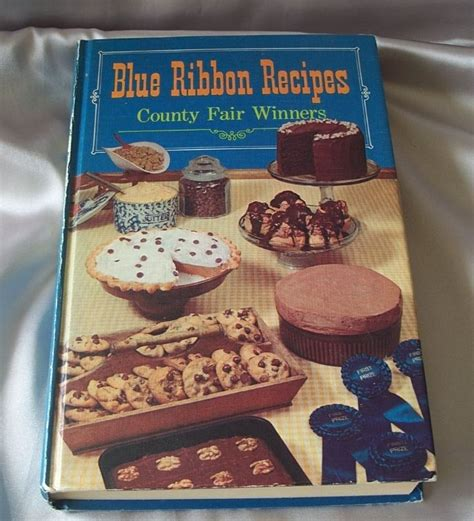 blue ribbon recipes blue ribbon recipes county fair winner cookbook 1968 from colemanscollectibles on ruby