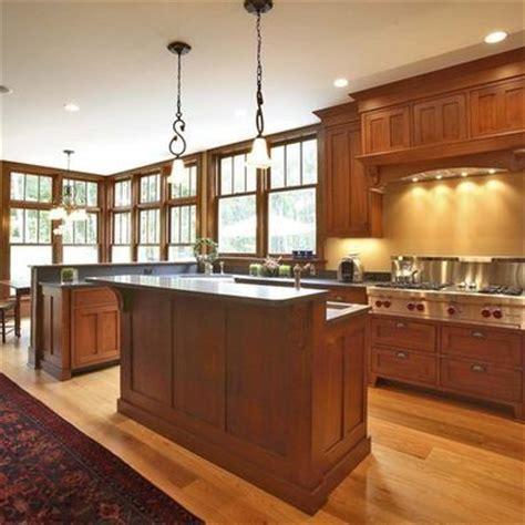 craftsman style kitchen design best 25 mission style kitchens ideas on pinterest