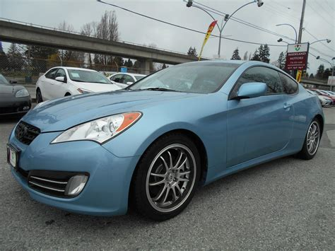 Used Hyundai Genesis Coupe 2010 used hyundai genesis coupe 2010 for sale in surrey