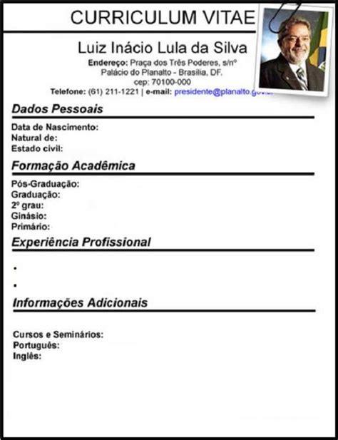 Modelo De Curriculum Vitae Simple Experiencia Dicas De Como Fazer Seu Curriculo
