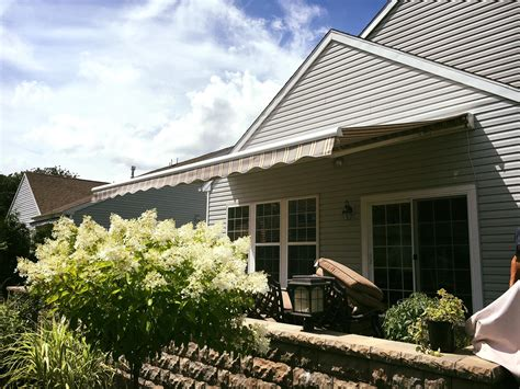 awnings new jersey long branch new jersey retractable awnings the awning