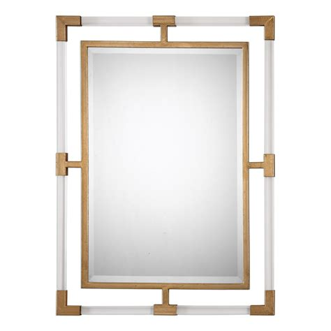 home decor mirror balkan modern gold wall mirror uttermost wall mirror