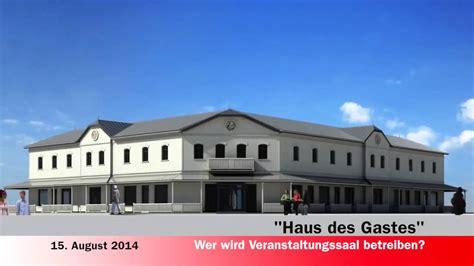 haus des gastes breitenbrunn nachrichten vom 15 08 2014 sylt1 tv