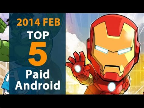 top paid android 5 best paid android for february 2014