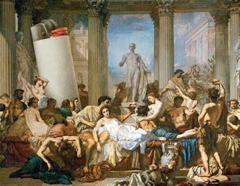banchetti romani la decima legione saga