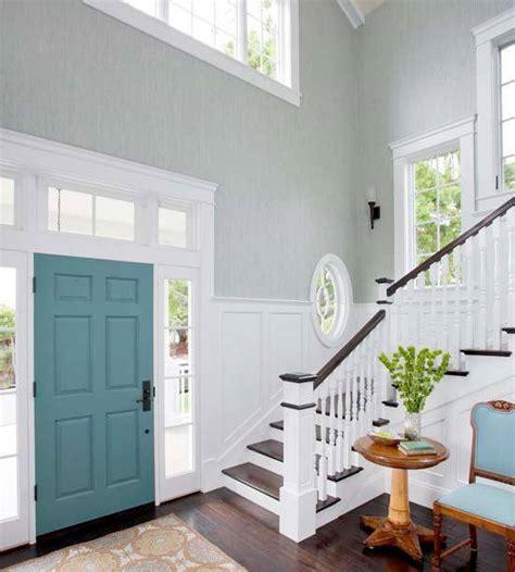 painting the front door painting the interior of the front door do it jones