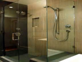 Bathroom Shower Ideas by Modern Bathroom Shower Glamorous Family Room Style Of