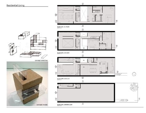 residential layout design concepts interior design by esther chi at coroflot com