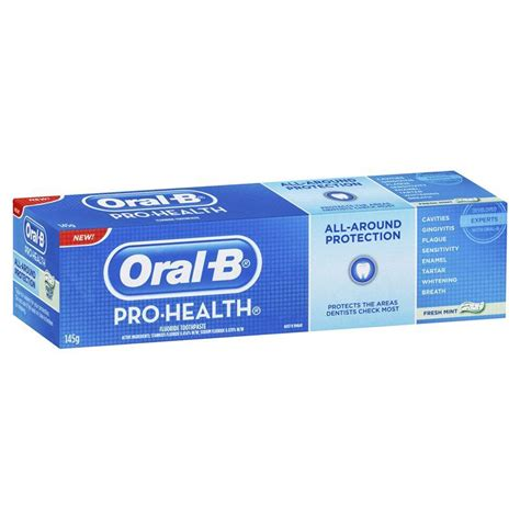 B Pro Health Toothpaste Freshmint 145gr buy b prohealth fresh mint toothpaste 145g at chemist warehouse 174