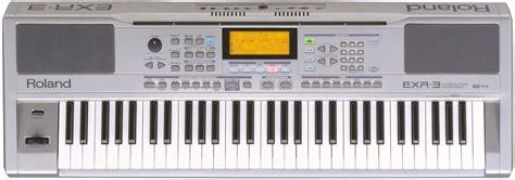 Keyboard Roland Exr 3 roland exr 3 image 597979 audiofanzine