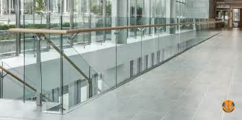 Exterior Aluminum Handrails Structural Glass Railings Stainless Steel Aluminum