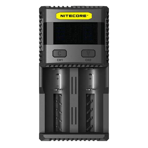 Promo Nitecore Superb Speedy Charger Baterai 2 Slot 3a For Li Ion And nitecore superb speedy battery charger 2 slot 3a for li