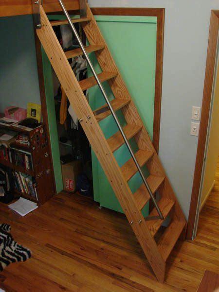 ship ladder custom ship ladders narrow alternating tread stair