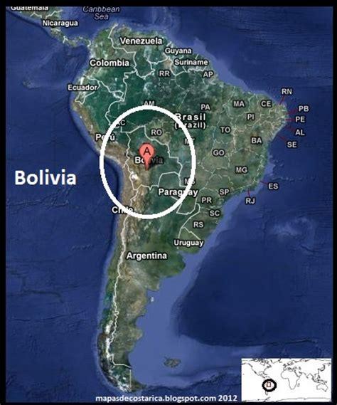 imagenes satelitales bolivia mapa satelital bolivia