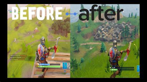 fortnite original map fortnite new map vs map how it s change