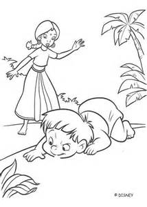 the jungle book 3 coloring pages hellokids com
