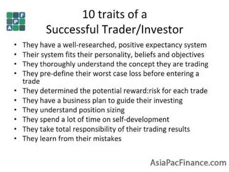 The Successful Trader best singapore forex broker successful trading