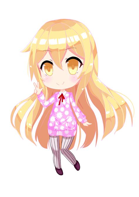 libro chibi girls 2 a sophie chibi gift by momohlme on