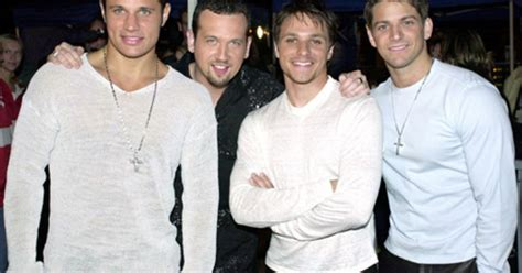 Drew Justin Split by 98 Degrees Reuniting For Today Show Concert Us Weekly