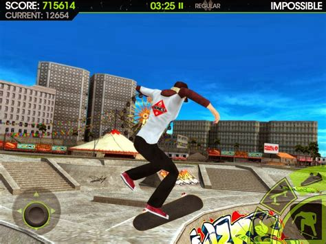 skateboard 2 apk data files mod unlimited exp free - Skateboard Apk