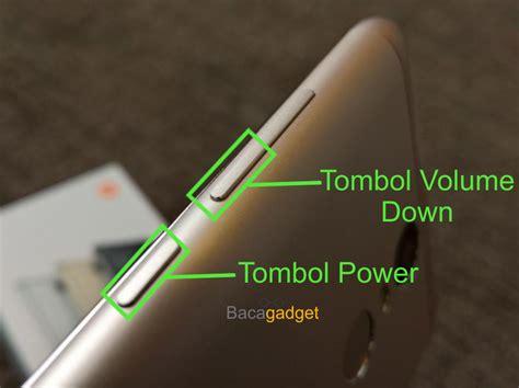 Handphone Xiaomi Semua Tipe cara capture atau screenshot xiaomi redmi note mudah bacagadget