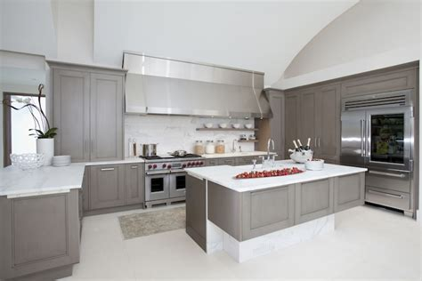 Gray Cabinet Kitchens Photos Gray Kitchen Cabinets Previews Guide Gray Davis Gray Fox Nidahspa