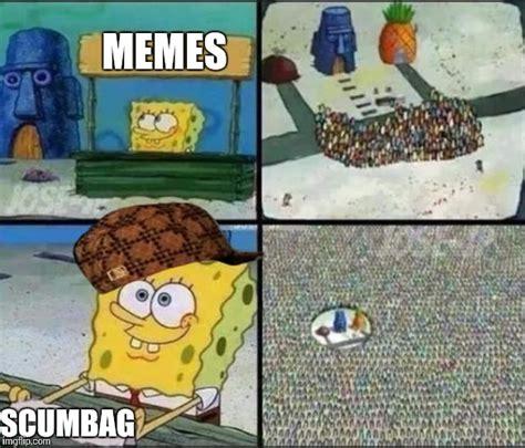 Spongebob Meme Maker - spongebob hype stand imgflip