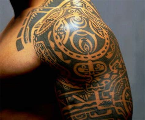 style of tattoos maori design idea photos images pictures tattoos
