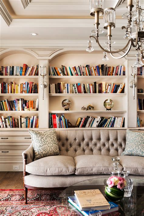 Cooper Library Study Room by Library Room Grand Design Traditional Living Room Perth By Jodie Cooper Design