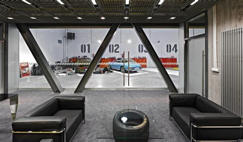 garage offices gallery of office garage ultra architects 17