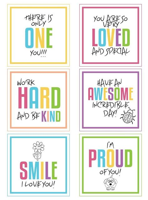 Wars Simple Lunch Box White 17 best images about lunch box notes printables on
