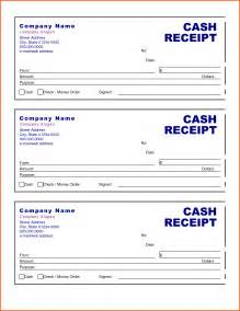 Paid Receipt Template Cash Receipt Template Selimtd