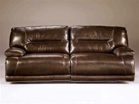 recliner sofa leather the best reclining leather sofa reviews seth genuine