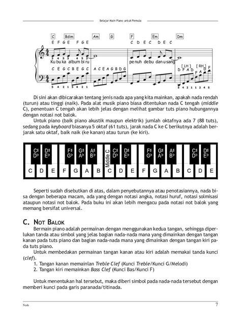 belajar piano gratis 3 buku panduan belajar piano