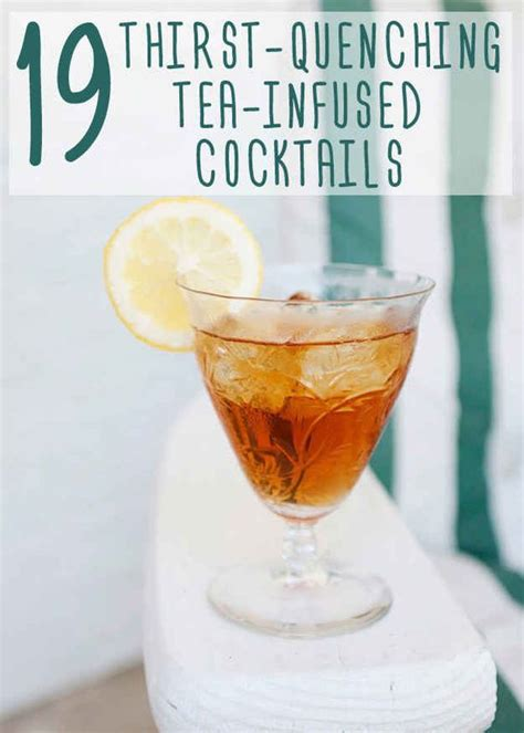 8 Tea Infusions You To Try by Teas Cocktails And Tea Recipes On