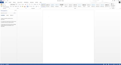 Windows Office Word Microsoft Office Images Screenshot For Microsoft Word 2013
