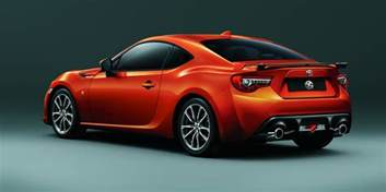 Top 10 Toyota Sports Cars 2017 Toyota 86 Updated And Uprated Sports Car Confirmed